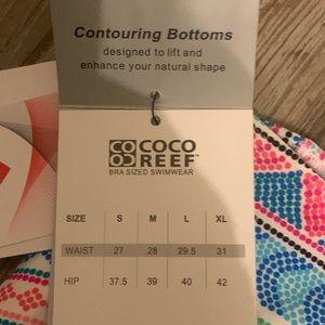 Coco Reef Swim - Coco Reef Santa Cruz Swimsuit Bottoms High Waisted